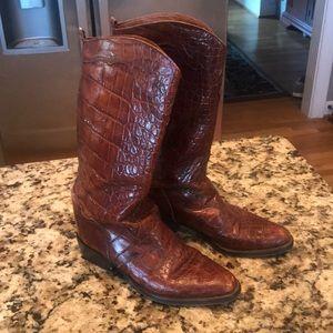 Joan & David cowboy boots